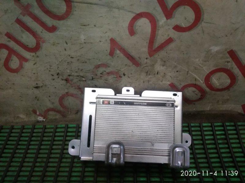 Усилитель магнитолы Kia Mohave HM D6EA 2008