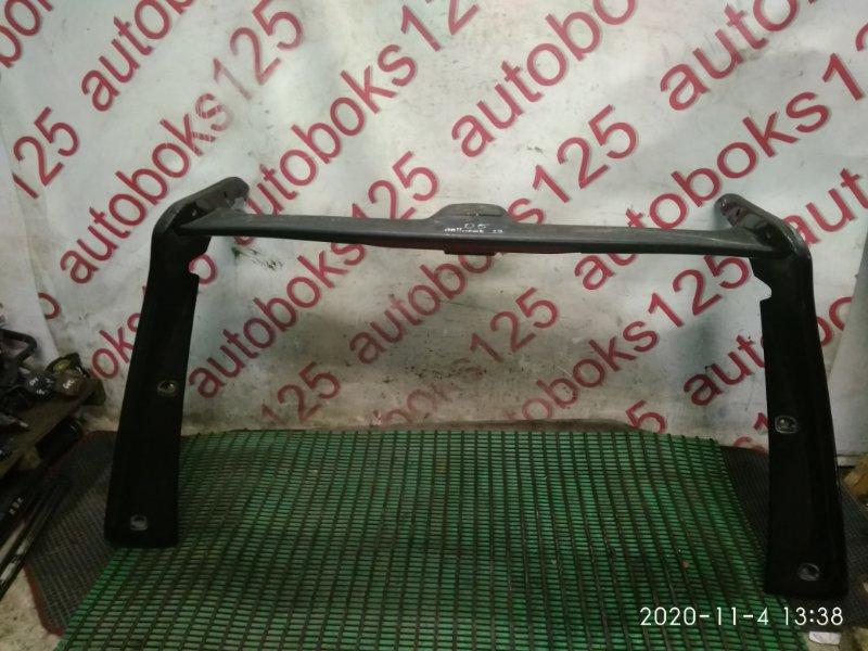 Спойлер Hyundai Galloper JK D4BH 1999