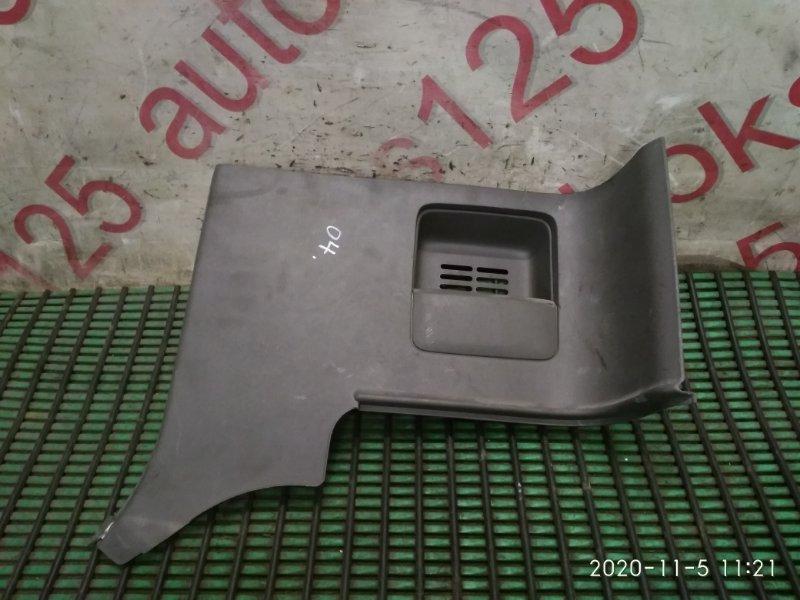 Пластик салона Hyundai Porter D4CB 2009