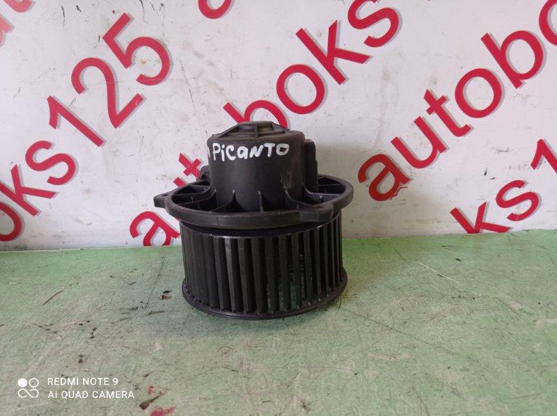 Мотор печки Kia Picanto SA G4HE 2010