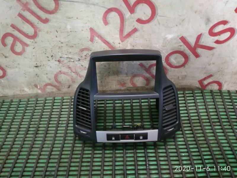 Консоль магнитофона Hyundai Santa Fe CM D4EB 2007