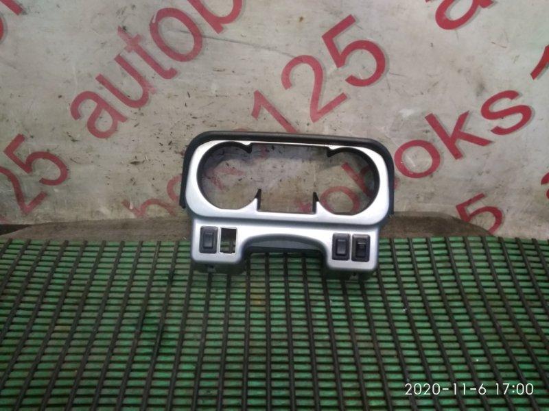 Панель приборов Hyundai Galloper JK D4BH 1999