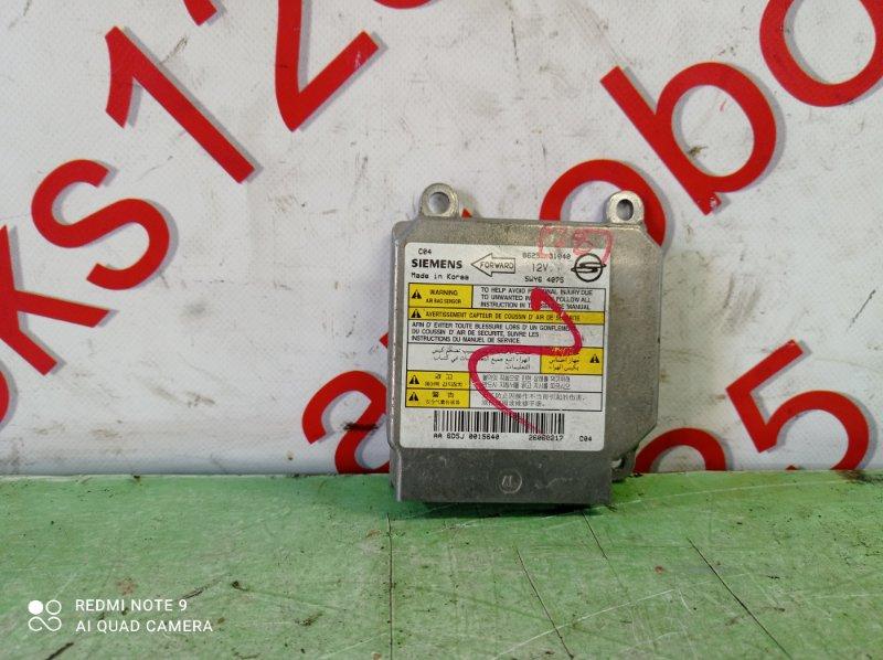 Блок управления аирбаг Ssangyong Actyon Sports D20DT (664) 2010