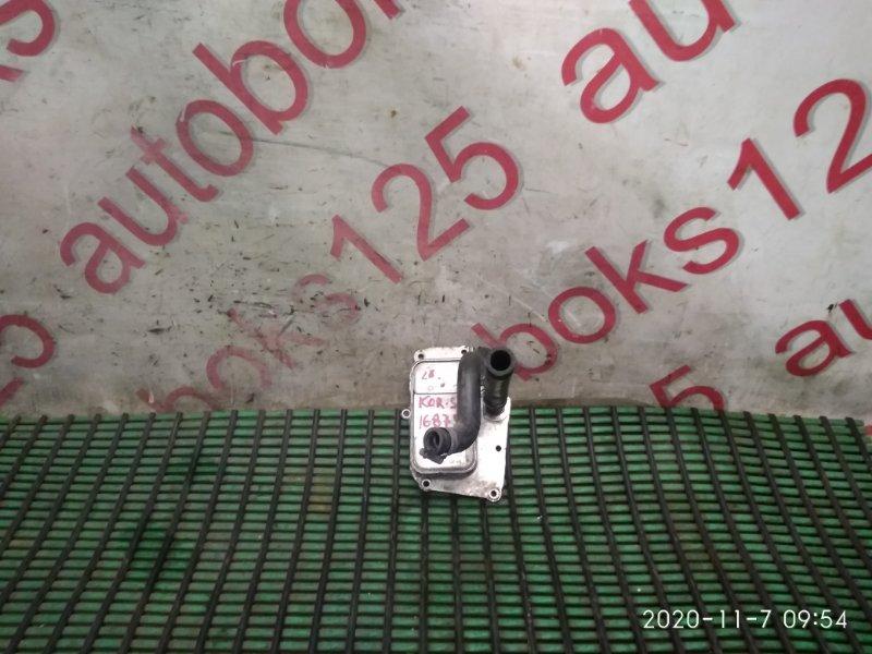 Маслянный радиатор Ssangyong Actyon Sports D20DTR (671960) 2013