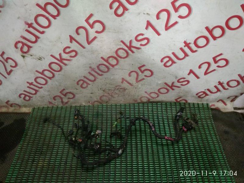 Проводка двигателя Ssangyong Actyon Sports D20DTR (671960) 2013