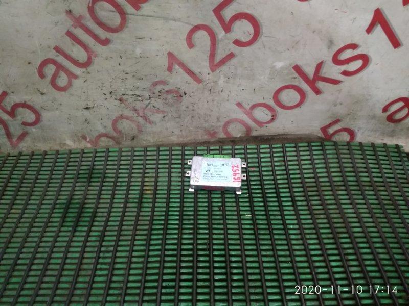 Блок управления акпп Ssangyong Actyon Sports D20DT (664) 2007