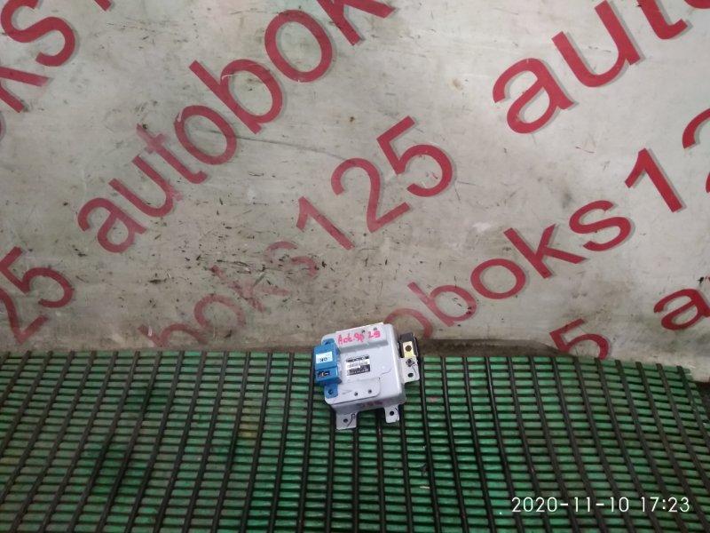 Блок управления центральным замком Ssangyong Actyon Sports D20DT (664) 2006