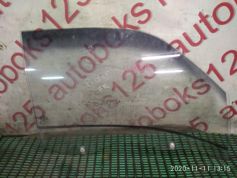 Стекло двери Hyundai Porter D4CB 2009 переднее правое