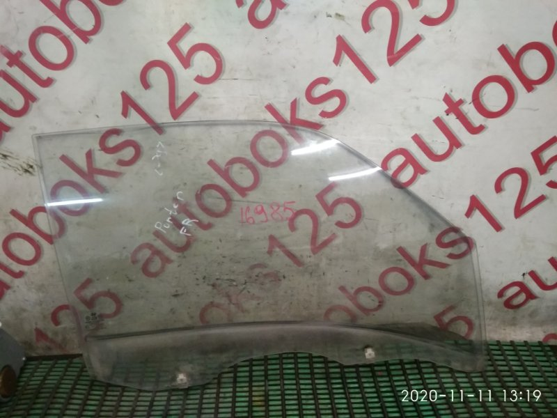 Стекло двери Hyundai Porter D4CB 2006 переднее правое