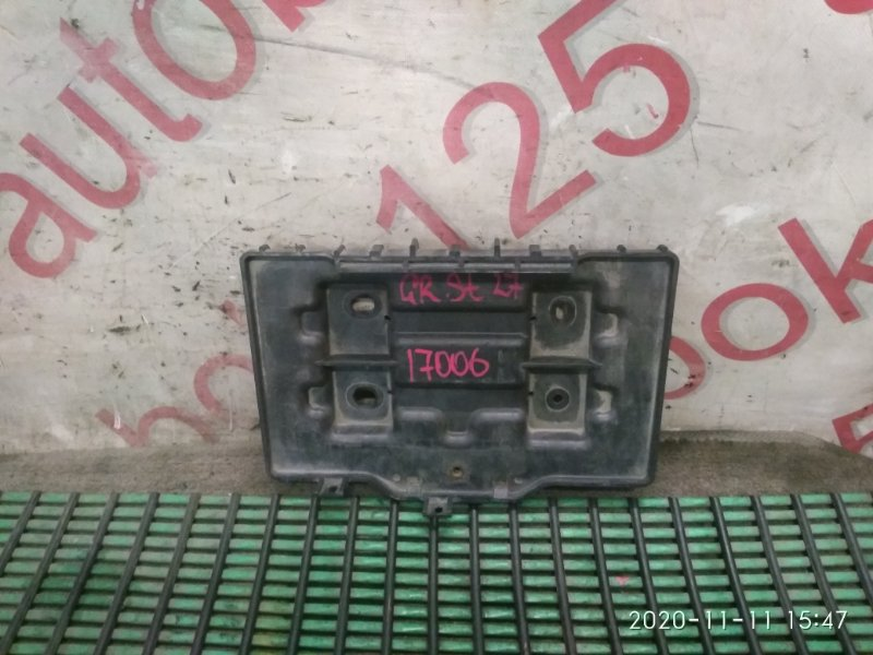 Подставка под аккумулятор Hyundai Grand Starex TQ D4CB 2012