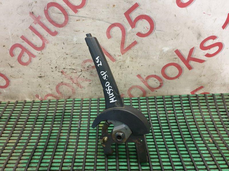 Рычаг ручного тормоза Ssangyong Musso FJ OM662 (662 920) 2003