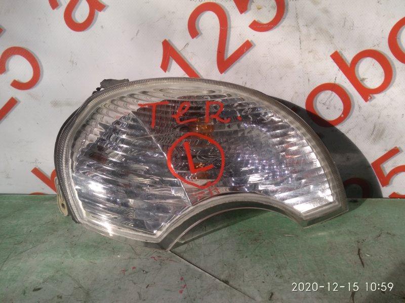 Поворотник Hyundai Terracan HP D4BH 2003 передний левый