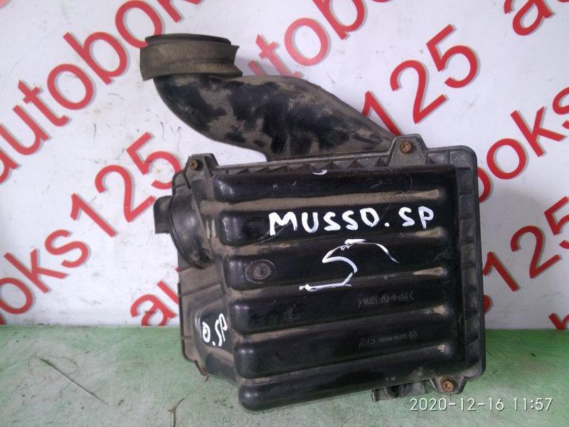 Корпус воздушного фильтра Ssangyong Musso FJ OM662 (662 920) 2003