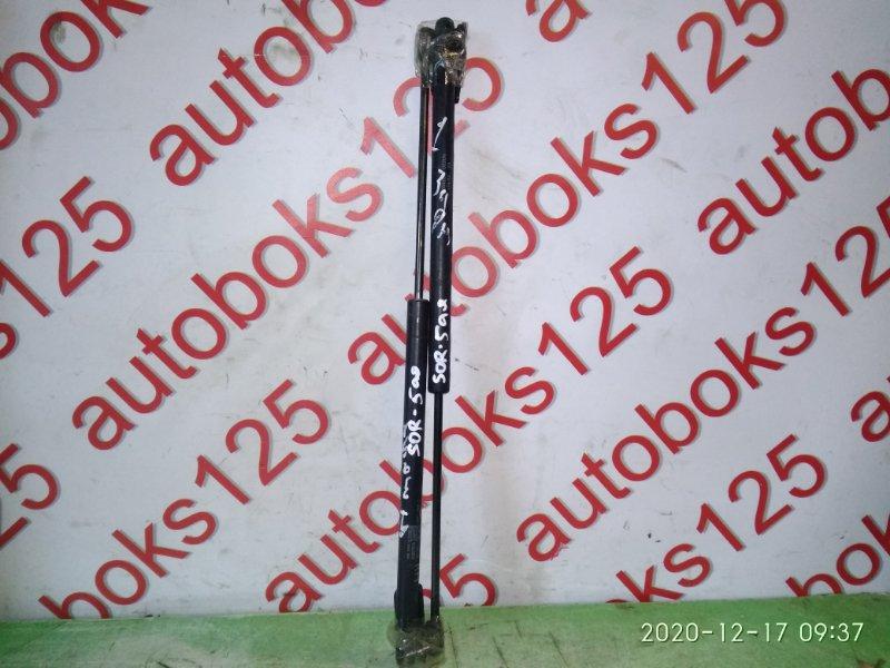 Амортизатор 5-ой двери Kia Sorento BL D4CB 2003