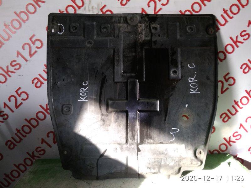 Защита двигателя Ssangyong Actyon CK D20DTF (671950) 2011