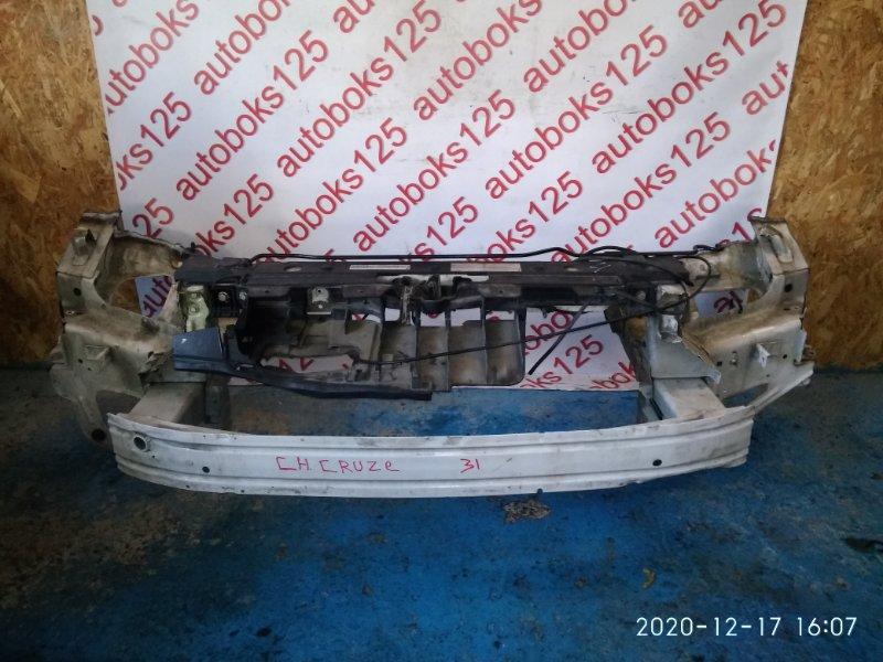 Рамка радиатора Chevrolet Cruze J300 F18D4 2010