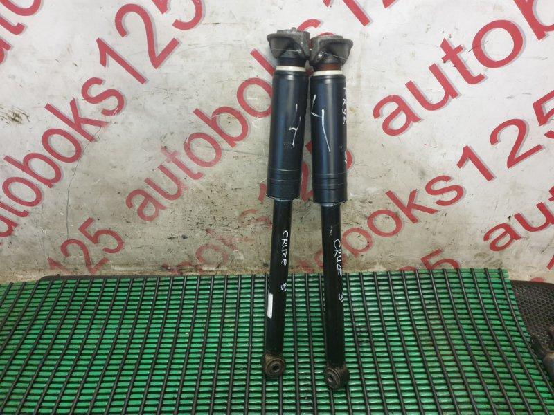 Амортизатор Chevrolet Cruze J300 F18D4 2012 задний
