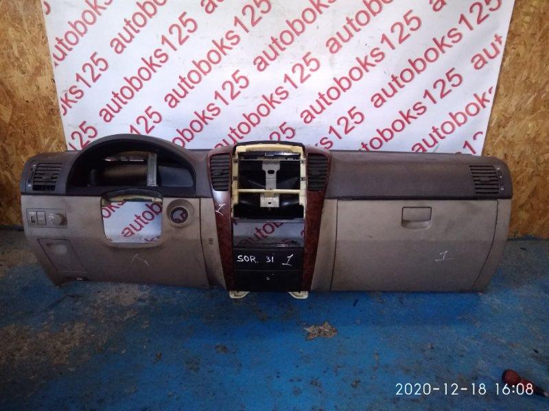 Торпедо Kia Sorento BL D4CB 2003