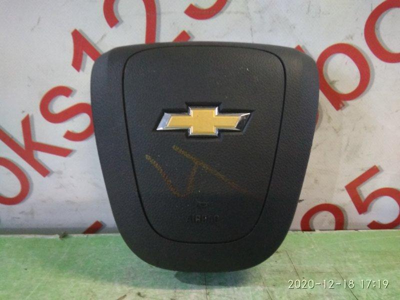 Подушка безопасности водителя Chevrolet Cruze J300 2010