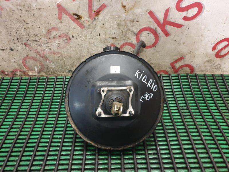 Вакуумный усилитель тормозов Kia Rio.pride G4EF 2009