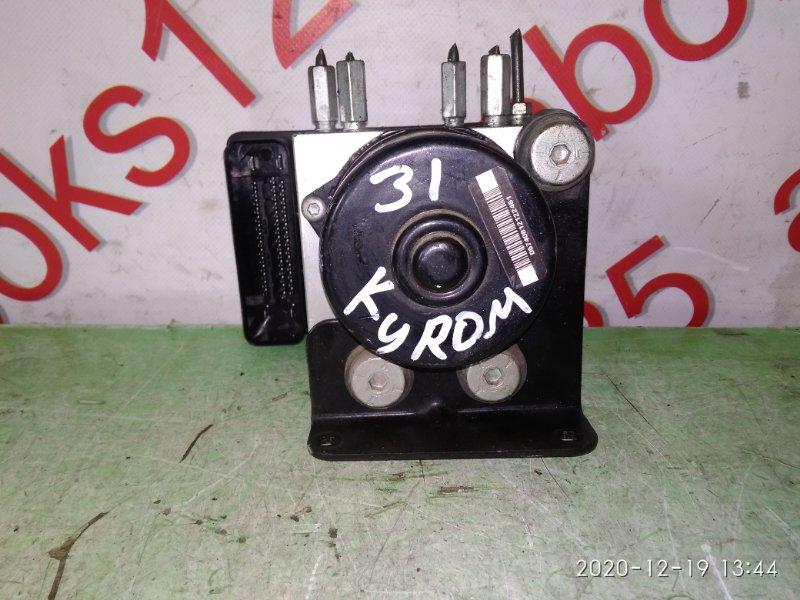 Блок abs Ssangyong Kyron DJ D20DT 2007