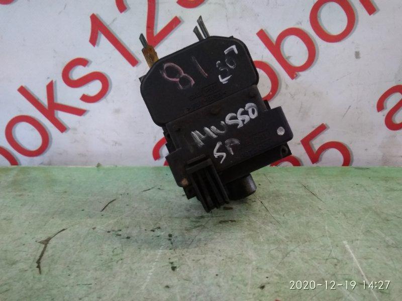 Блок abs Ssangyong Musso FJ OM662 (662 920) 2003