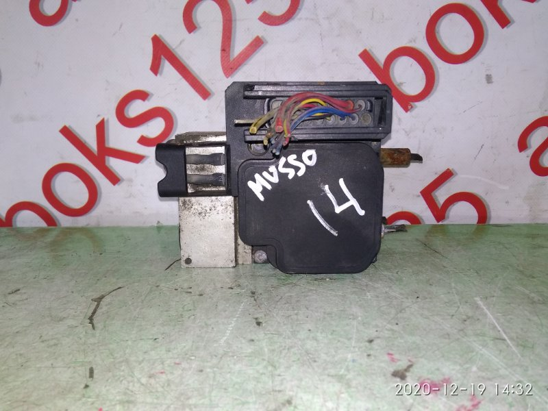 Блок abs Ssangyong Musso FJ OM662 (662 910) 2003