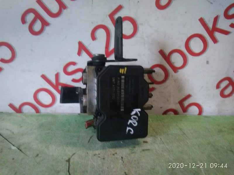 Блок abs Ssangyong Actyon CK D20DTF(671950) 2012