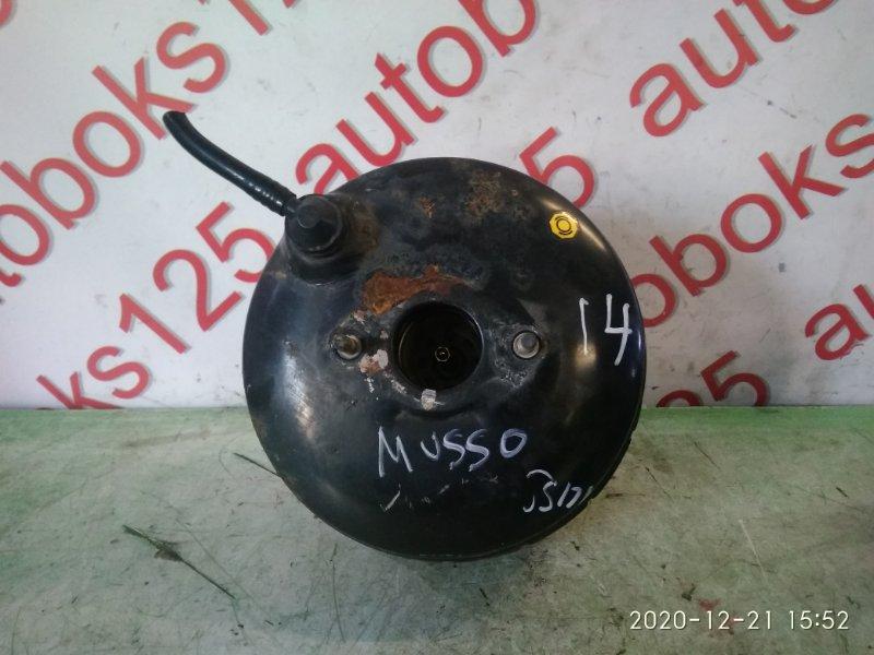 Вакуумный усилитель тормозов Ssangyong Musso FJ OM662 (662 910) 2003