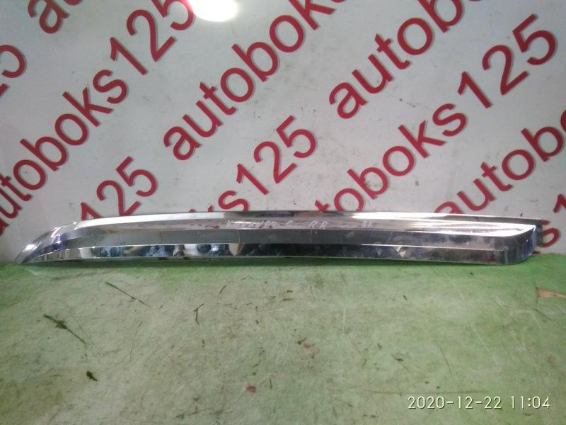 Ветровик Ssangyong Actyon CK 2012 задний правый