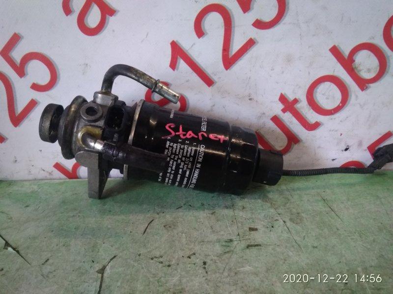 Насос топливный низкого давления Hyundai Starex A1 D4CB 2000