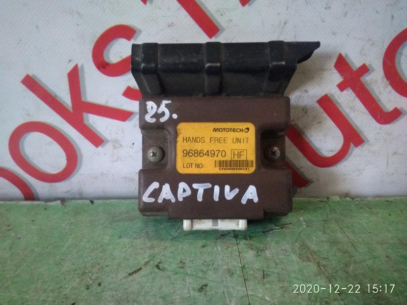 Блок управления Chevrolet Captiva KLAC Z20S 2008