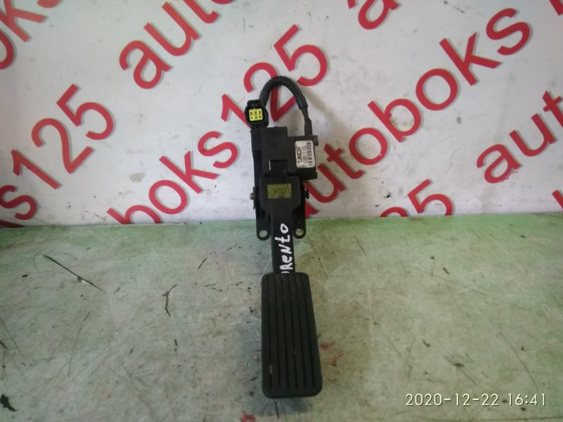 Педаль газа Kia Sorento BL 2003