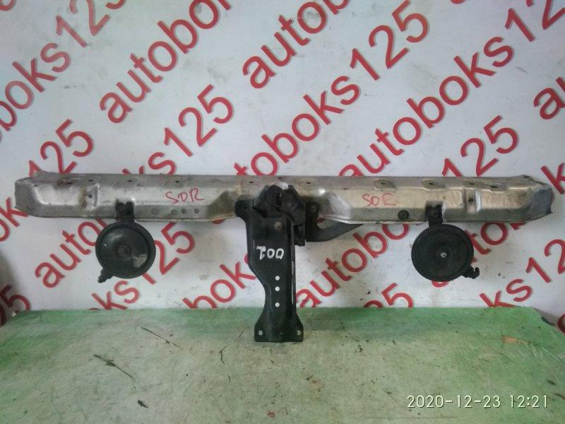 Рамка радиатора Kia Sorento BL D4CB 2005