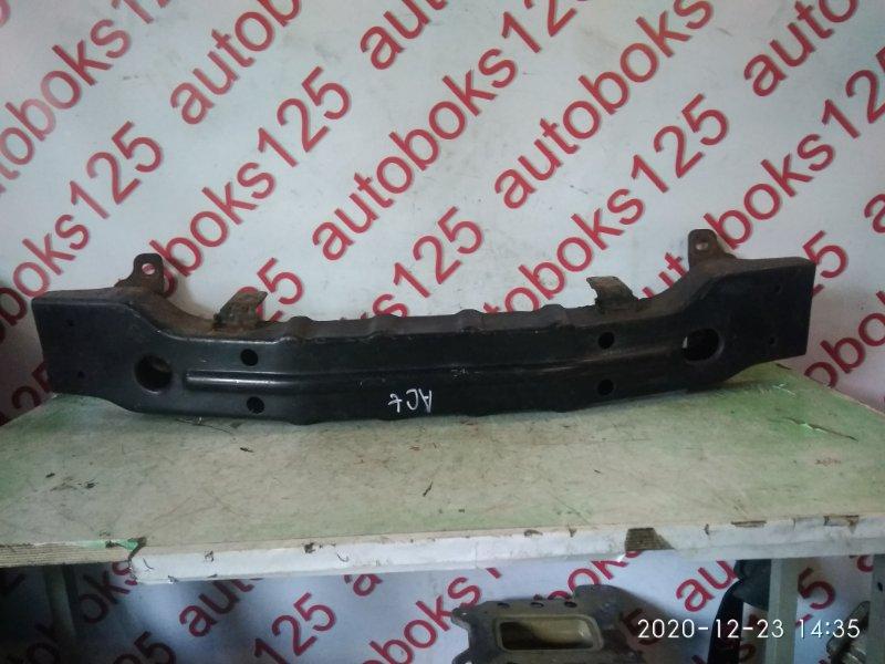 Усилитель бампера Ssangyong Actyon Sports D20DT (664) 2008 передний