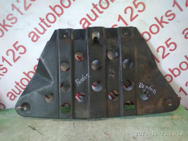 Защита двигателя Ssangyong Rexton OM662 (662 920) 2004