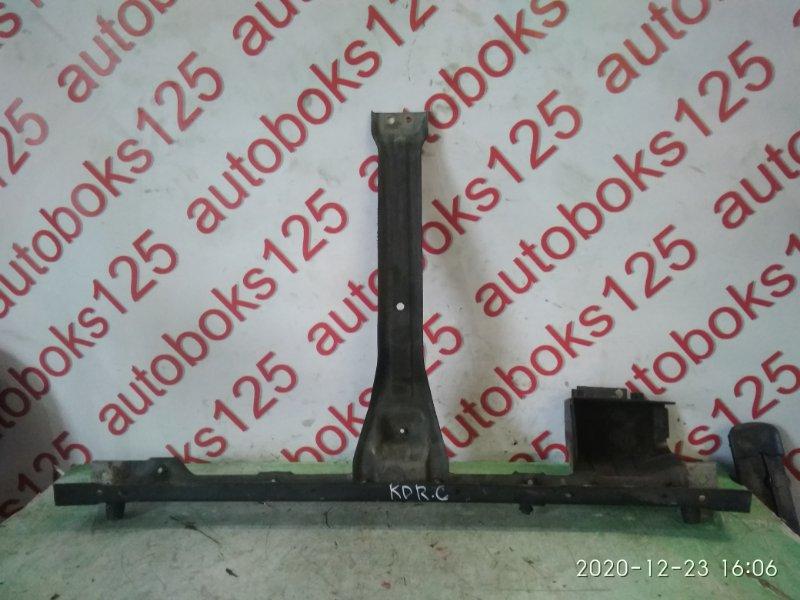 Рамка радиатора Ssangyong Actyon CK D20DTF (671950) 2011