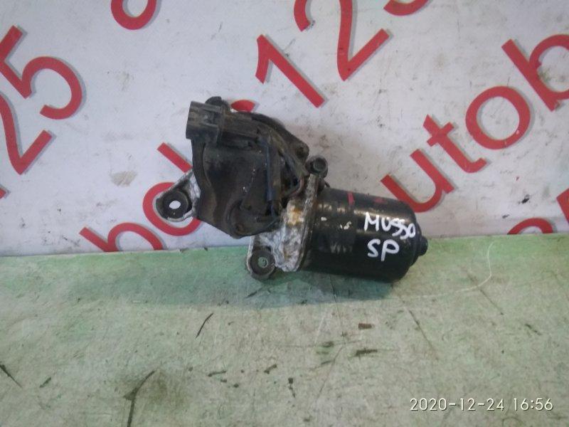 Мотор дворников Ssangyong Musso FJ 2003 передний