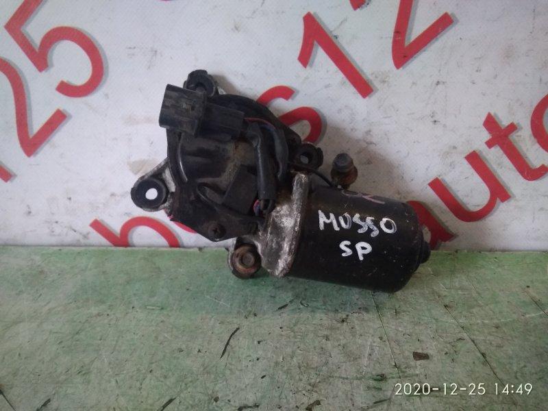 Мотор дворников Ssangyong Musso FJ OM662 (662 920) 2003