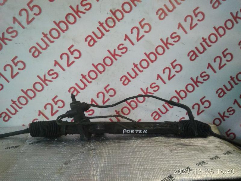 Рулевая рейка Hyundai Porter D4CB 2006