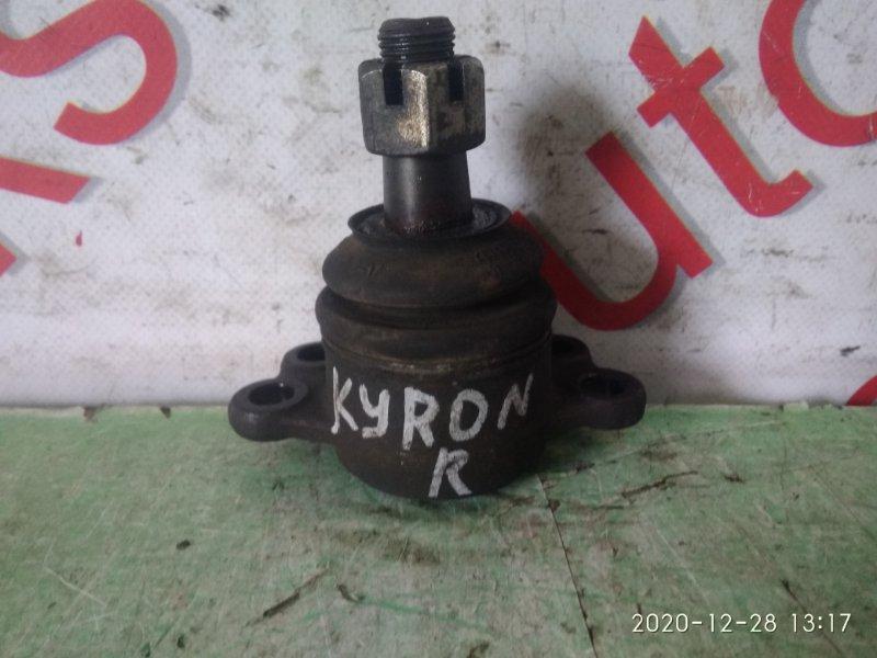 Шаровая опора Ssangyong Kyron DJ D20DT (664) 2007 передняя правая нижняя