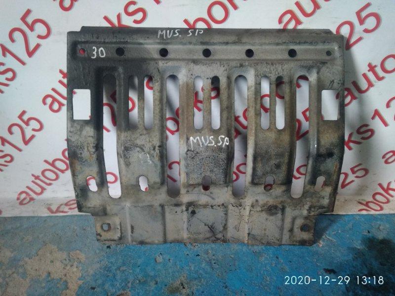 Защита двигателя Ssangyong Musso FJ OM662 (662 920) 2003
