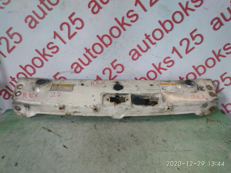 Рамка радиатора Ssangyong Rexton RJN 2007
