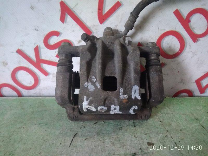 Суппорт Ssangyong Actyon CK D20DTF (671950) 2011 задний левый