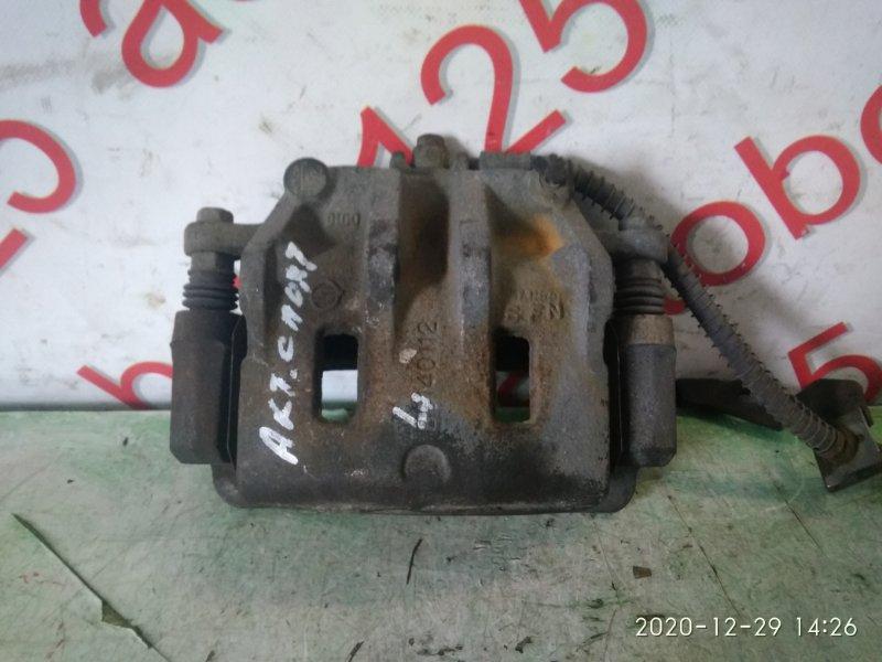 Суппорт Ssangyong Actyon Sports D20DT (664) 2007 передний левый
