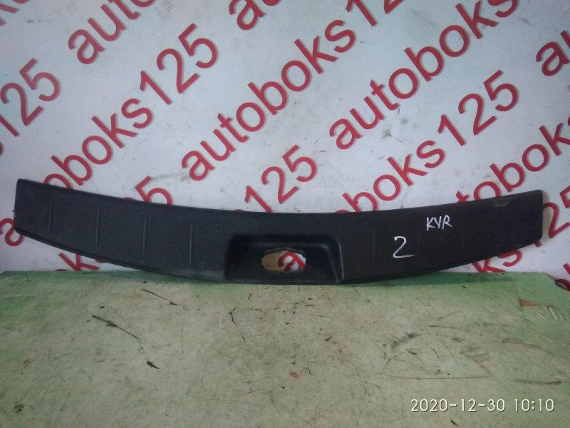 Накладка замка багажника Ssangyong Kyron DJ D20DT (664) 2010