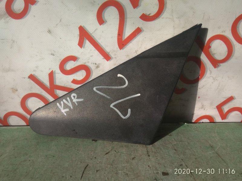 Накладка на крыло Ssangyong Kyron DJ D20DT (664) 2010 передняя левая