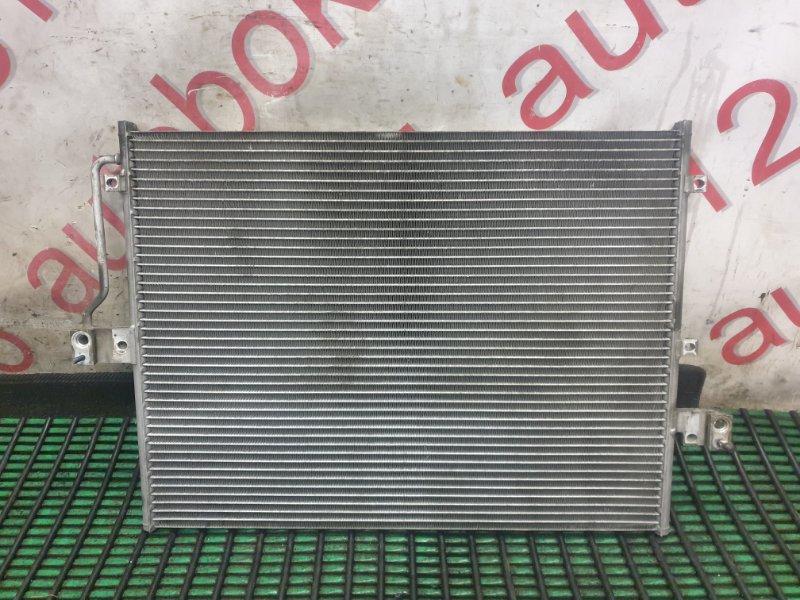 Радиатор кондиционера Ssangyong Actyon Sports D20DT (664) 2006