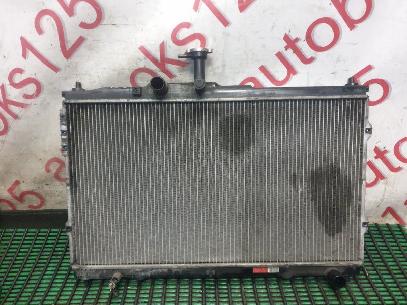 Радиатор двс Hyundai Grand Starex TQ D4CB 2009