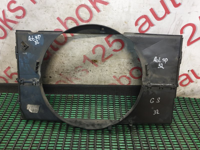 Диффузор радиатора двс Hyundai Grand Starex TQ D4CB 2009